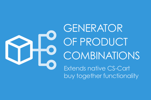 Add-on - Generator of product combinations