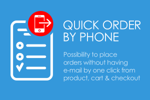 CS-Cart order by phone without e-mail