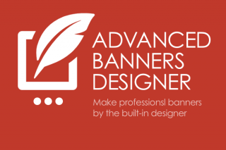 Advanced banners designer addon for cs-cart
