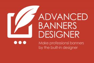 Advanced banners designer addon for cs-cart