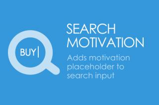 CS-Cart модуль - Мотивация поиска